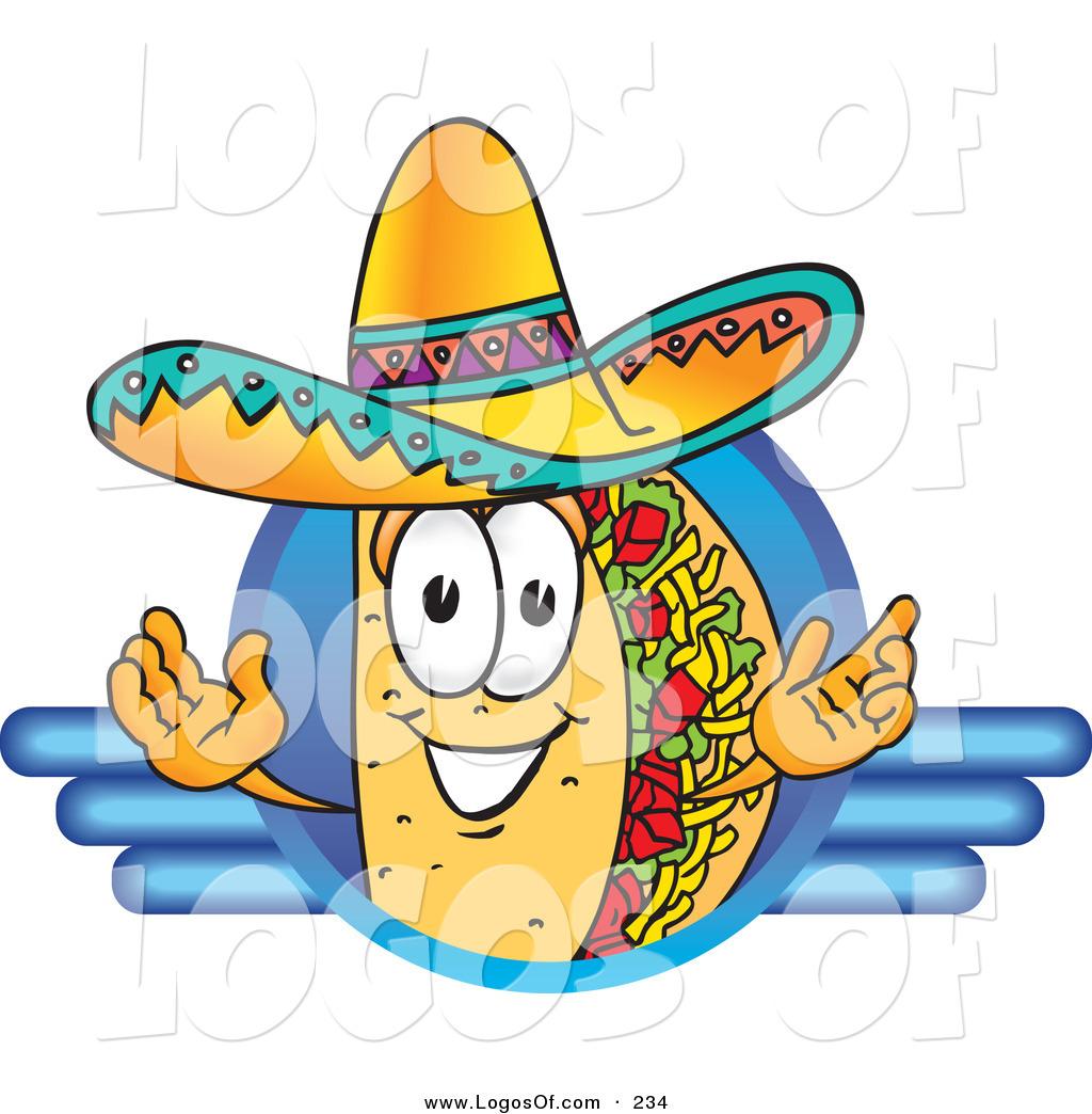 Mexican Tacos Restaurant Logo