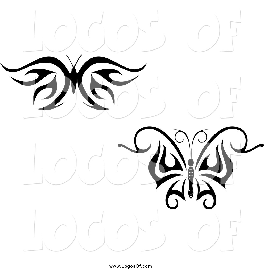 Royalty Free Black And White Stock Logo Designs